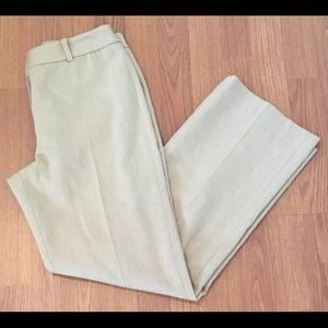 Ann Taylor Loft Petites Dress Pants 86% Wool